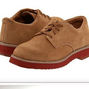 Sperry Kids Tevin Boys Shoes Oxford Lace Ups